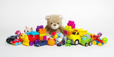 Описания 10 популярных детских игрушек